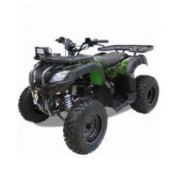 Квадроцикл бензиновый MOTAX ATV Grizlik 200 LUX с ЛЕБЕДКОЙ зеленый камуфляж (электростартер, оборудованная подвеска, атомат, лебедка, до 70 км/ч)